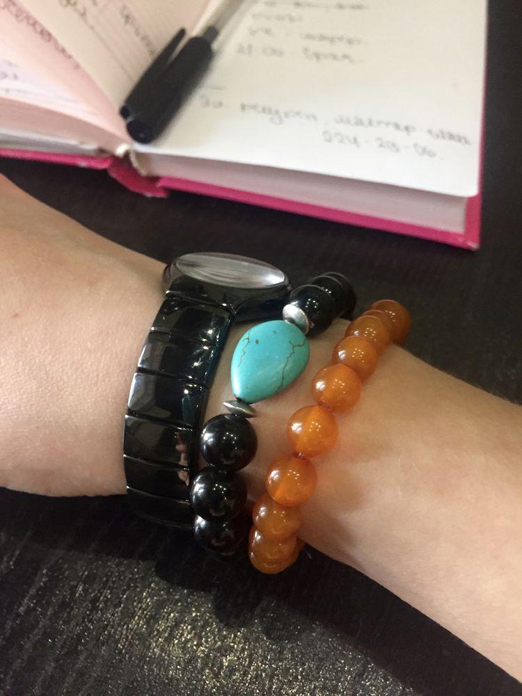 колье, браслеты, бижутерия своими руками, коллекция украшений