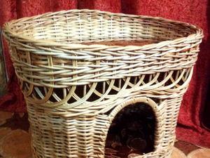 Распродажа!!! Домик, лежанка и переноска для любимых животных!. Ярмарка Мастеров - ручная работа, handmade.
