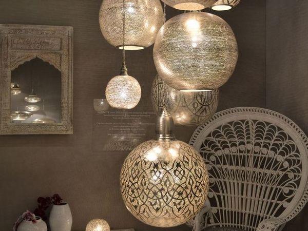 Сказка в марокканском стиле или модный бренд в дизайне интерьера. | Ярмарка Мастеров - ручная работа, handmade