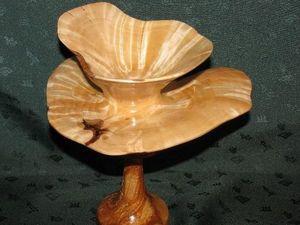 Цветок из сувеля березы. Ярмарка Мастеров - ручная работа, handmade.