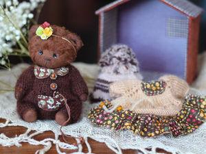 Последние новости, мои мишки, зайки и двойняшки. Ярмарка Мастеров - ручная работа, handmade.