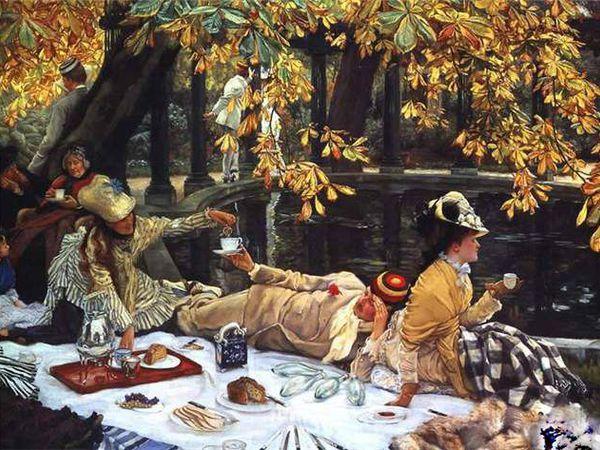 Осенние  посиделки  уже  идут  полным  ходом  ;) | Ярмарка Мастеров - ручная работа, handmade