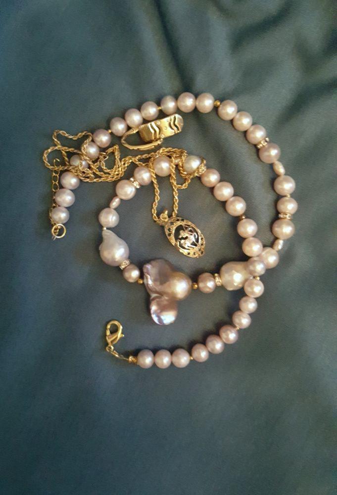 жемчуг, новинки, ожерелье