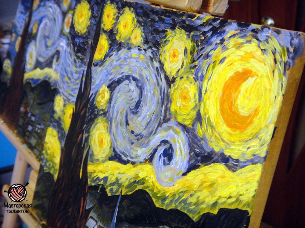 обучение живописи с нуля, живописный