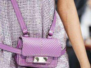 Четыре тенденции 2018 для женских сумок. Ярмарка Мастеров - ручная работа, handmade.