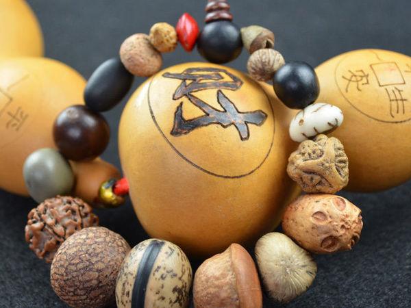 Семена, используемые для изготовления бусин Бодхи | Ярмарка Мастеров - ручная работа, handmade