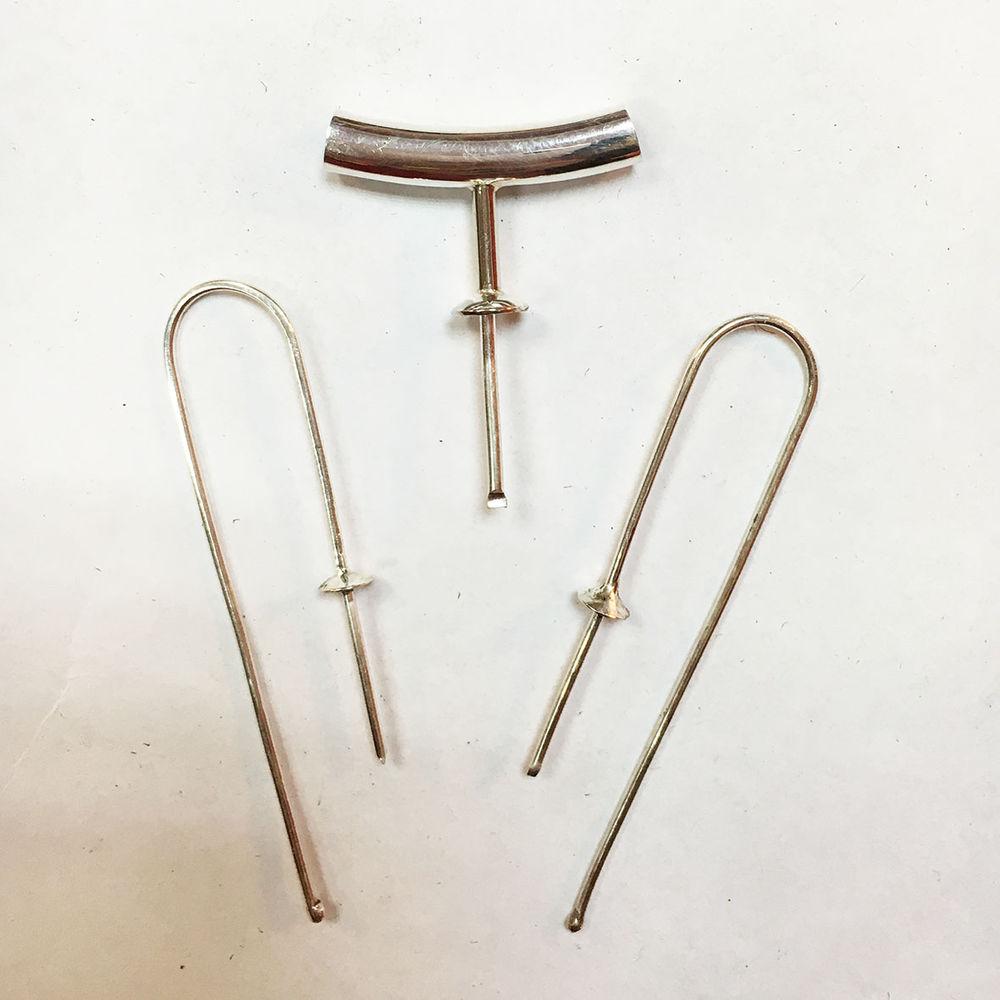 изготовление кольца, ювелирное мастерство, фурнитура для лэмпворка