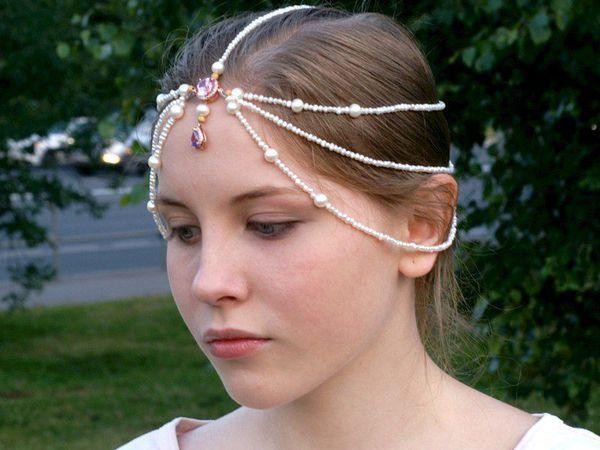 МК по созданию бижутерии «Тика. Самое женственное украшение» | Ярмарка Мастеров - ручная работа, handmade