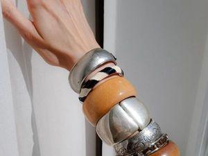 Винтажные браслеты -30%!. Ярмарка Мастеров - ручная работа, handmade.
