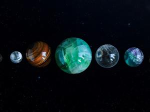 Шарики-планетки!. Ярмарка Мастеров - ручная работа, handmade.