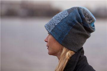 шапка валяная, шапка осенняя