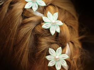 Как просто сделать нарядную и удобную ленту для косы. Ярмарка Мастеров - ручная работа, handmade.