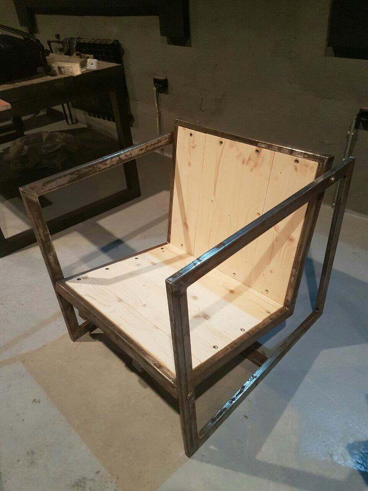 кресло лофт, заказать стул лофт, авторская мебель, мебель для ресторанов