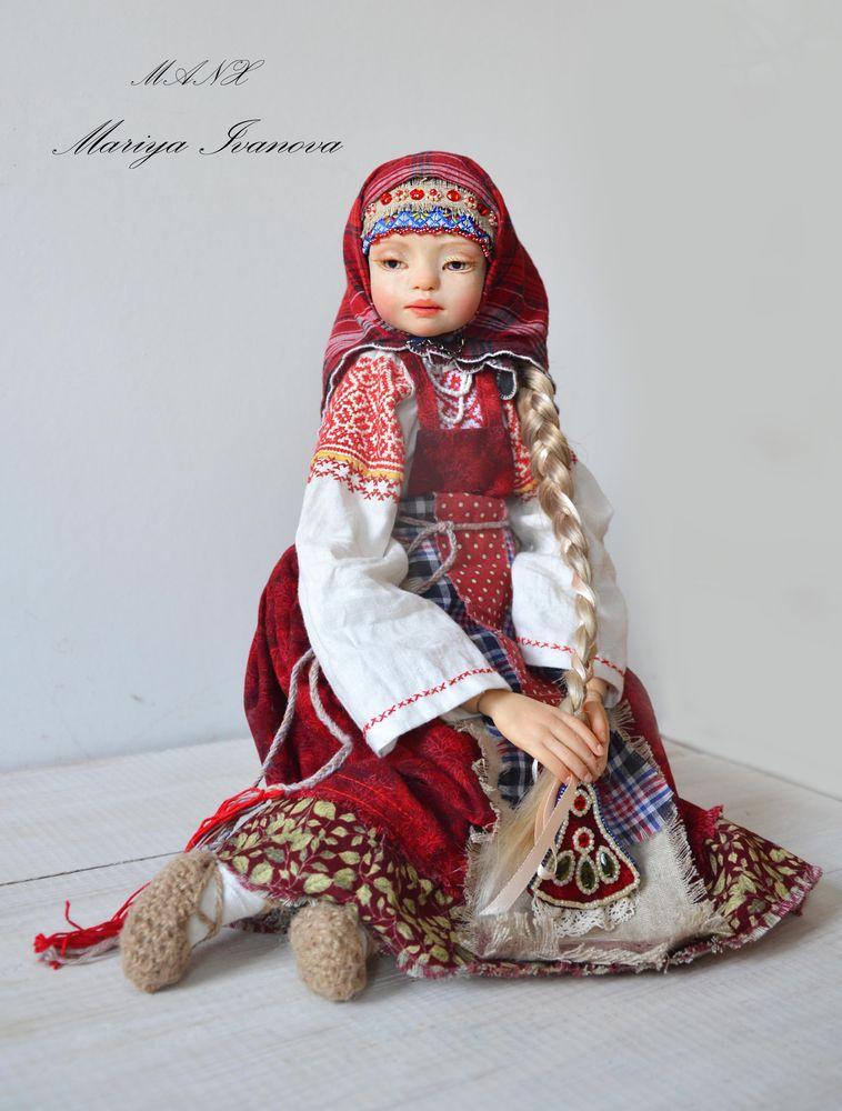 кукла болтушка