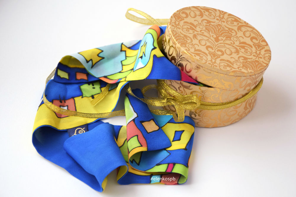 подарок платок, батик купить