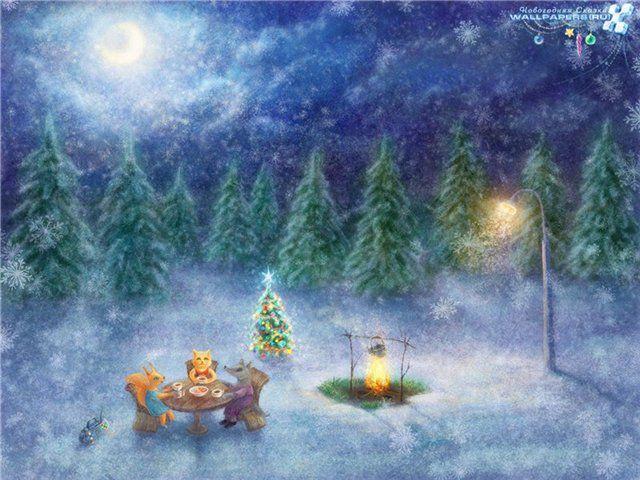 праздник, дед мороз