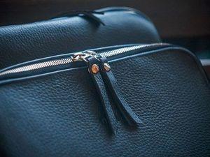 Новая модель женского делового рюкзачка из натуральной кожи!. Ярмарка Мастеров - ручная работа, handmade.