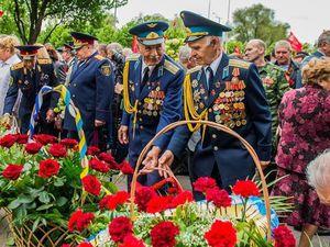 9 мая! Посвящение дедушке и всем ветеранам Великой Победы!  С праздником! | Ярмарка Мастеров - ручная работа, handmade
