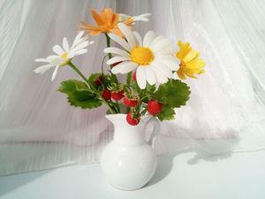 Мои цветочные композиции. Ярмарка Мастеров - ручная работа, handmade.