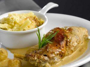 Мои кулинарные вторники: ляпа а ля мутард(кролик в горчице). Ярмарка Мастеров - ручная работа, handmade.