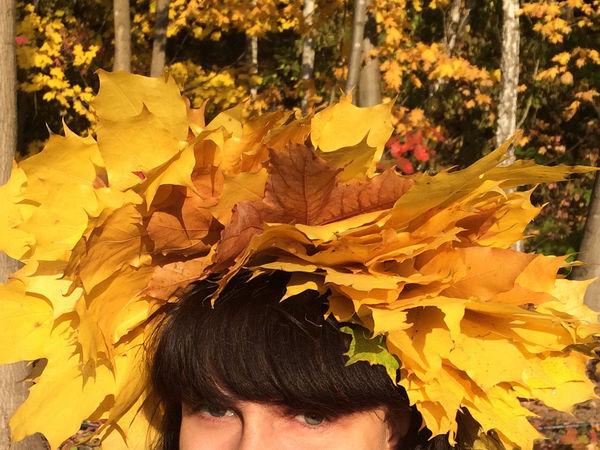 Здравствуй Осень Золотая!!! | Ярмарка Мастеров - ручная работа, handmade