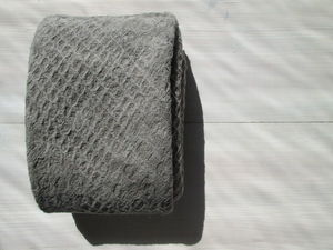 """Треугольный платок-шарф """"Лён."""". Ярмарка Мастеров - ручная работа, handmade."""