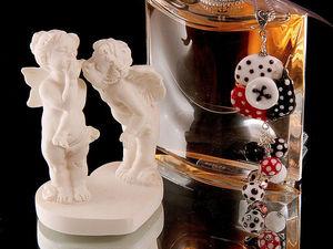Сердечные украшения.. Ярмарка Мастеров - ручная работа, handmade.