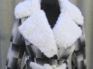 Новая жизнь старого пальто. Ярмарка Мастеров - ручная работа, handmade.