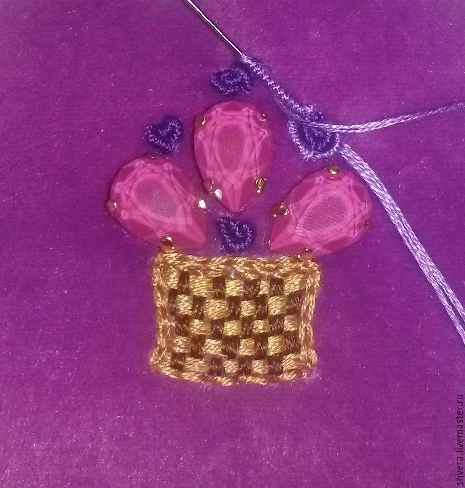 Шьем очаровательный кошелек в винтажном стиле, фото № 11