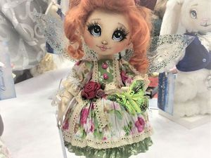 И снова о волшебном мире творчества: особая атмосфера V Ежегодного Весеннего Бала авторских кукол. Ярмарка Мастеров - ручная работа, handmade.