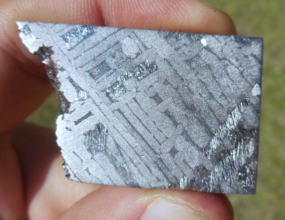 метеорит кампо-дело-сьело