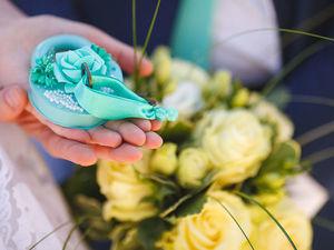 Свадебные аксессуары своими руками. Ярмарка Мастеров - ручная работа, handmade.