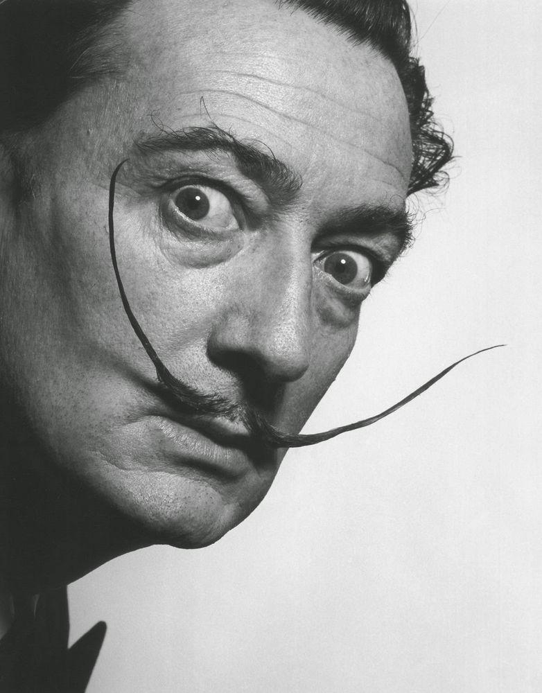 День рождения гениального художника, сюрреалиста Сальвадора Дали., фото № 11