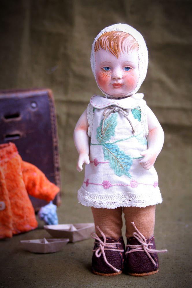 авторская куколка