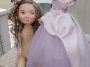 Рождение новой куклы по фото. Ярмарка Мастеров - ручная работа, handmade.