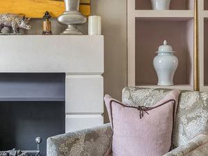 Мир принтов и цвета: элегантный и яркий дом в Лондоне. Ярмарка Мастеров - ручная работа, handmade.