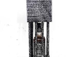 Подарок для мужчины Подбутыльница Спасите Джека. Ярмарка Мастеров - ручная работа, handmade.