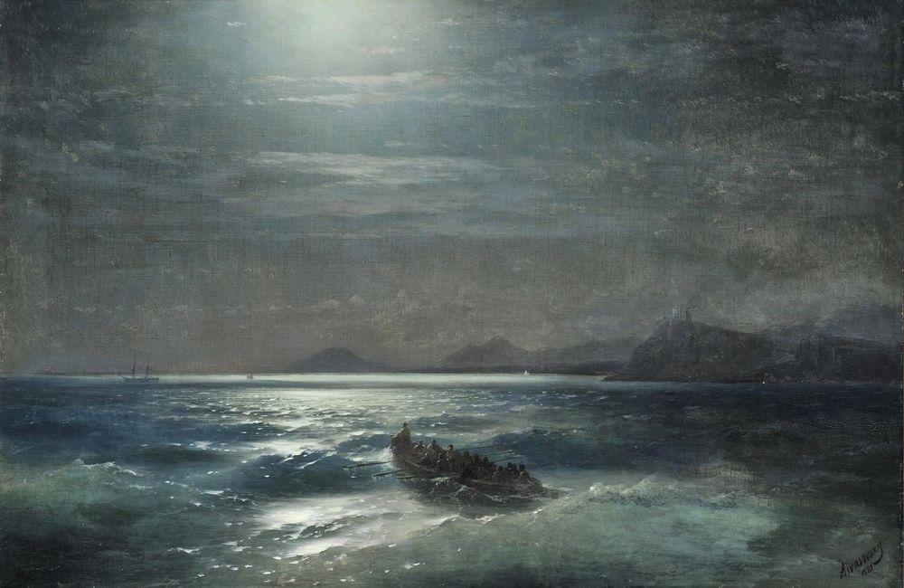 «Царь моря» — Айвазовский!