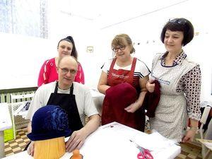 Фотоотчёт о мастер-классе 18-го февраля. Ярмарка Мастеров - ручная работа, handmade.