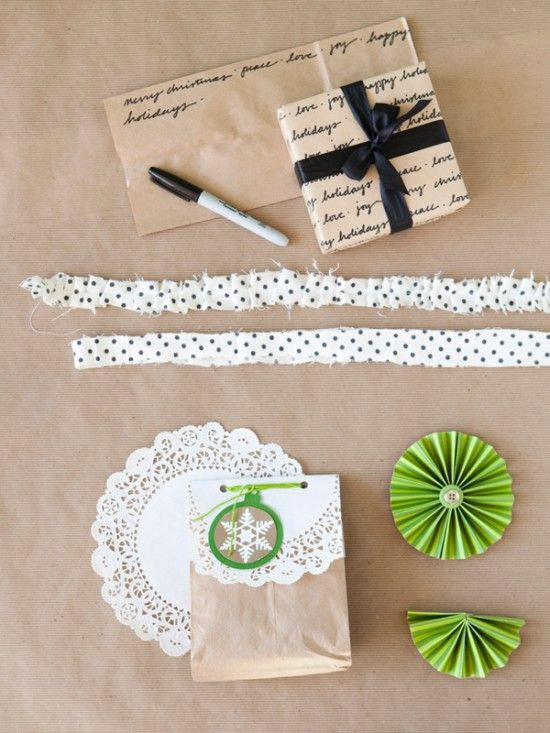 fab gift wrapping ideas