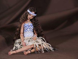 Создание шарнирной куклы. Ярмарка Мастеров - ручная работа, handmade.