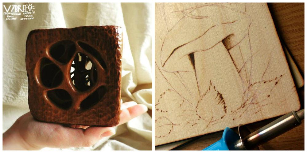 взбрело, квадратные картинки, резьба по дереву, выжигание по дереву, съемки, фотонеделя, мастерская