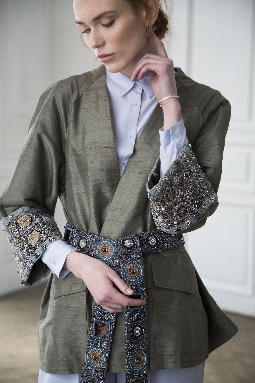 Новая коллекция российского бренда Levadnaja Details, фото № 21