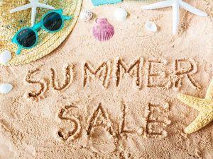 Summer sale 50% off. Ярмарка Мастеров - ручная работа, handmade.