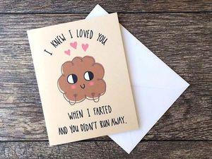 20 открыток для влюбленных с хорошим чувством юмора. Ярмарка Мастеров - ручная работа, handmade.