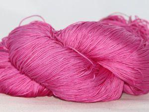 Распродажа шелковой пряжи плетение шнурок.   Ярмарка Мастеров - ручная работа, handmade