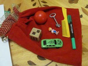 Загадочный мешок. Ярмарка Мастеров - ручная работа, handmade.