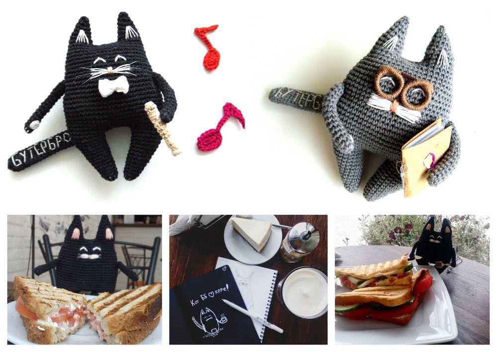 made krisbel, история вязания, история из жизни, творческий процесс, интересно, идея подарка, бутербродский