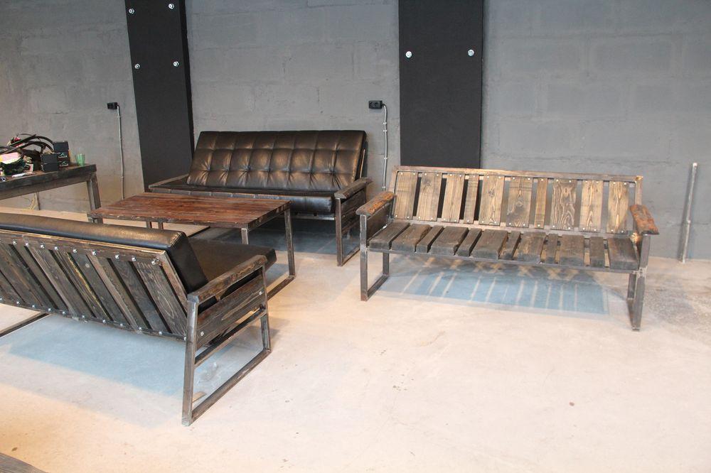 производство мебели лофт, купить мебель в ресторан