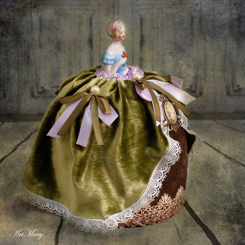 half doll